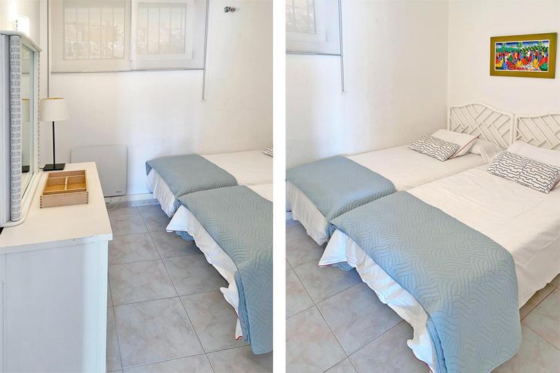 Schlafzimmer - Bettrahmen